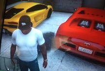 My GTA V cars