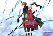 Inori and Shu