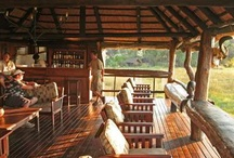 Favourite Safari Lodges / Some of the most fabulous, unique safari lodges in Africa