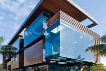 Architecture / Super cool awesome houses