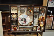 Shadow Box Ideas / by Beth Forehand