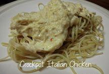Crockpot recipes / by Ann Wenger