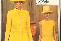 Moda retro y vintage