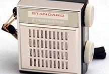 Vintage transistors