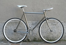 Bikes / Fixed gear bikes, mostly collected for ispiraton