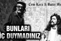 Barış Manço ve Cem Karaca nın hiç duyulmamış eserleri