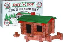 Toys made in the USA / by Nicole Solis