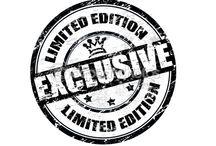 ExclusveShirts / Exclusive Shirts is een fictieve website die gebruikt maakt van allerlei social media kanalen zoals Pinterest.