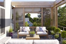 Backyard/balcony/terrace / Inspiartion