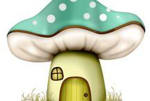 Mushrooms / Grzybki