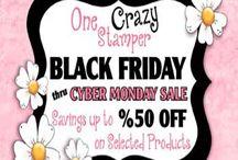 OCS Promos & Sales / One Crazy Stamper Promos and Sales