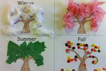 stagioni infanzia