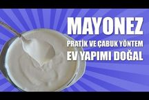 kolay mayonez guzel