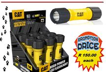 CAT CTRACK High Power LED Flashlight 115 Lumens