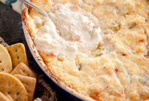 Appetizers / Cheesy Shrimp Dip