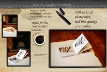 AtPhoto products for professionals / Awesome new images of professional photographic albums and items