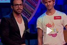Rishabh raj in v distraction show which I won