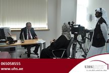 UHS offers Bariatric Surgery / Dr. Fawaz Torab, Consultant Bariatric Surgeon and Head of Bariatric Team at the UHS during his interview by Sharjah TV. University Hospital Sharjah offers Bariatric Surgery to help reduce weight and health complications.