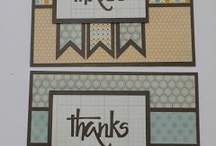 Cards--Thank you / by Gail Kunkle