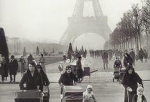 Paris d'hier et d'aujourd'hui