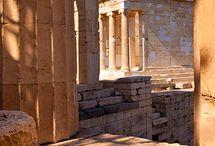 Athènes / La cité divine
