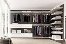 Bergen kledingkasten