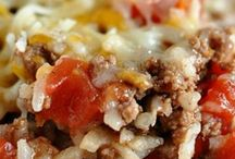 Easy and Quick Ground Beef Recipes / Easy healthy and quick ground beef recipes