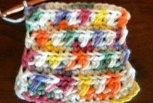 Knitting or crochet / by April Logan