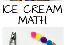 Math Invitations & Centers