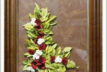 PORCELANA RUSA-FRIA Y OTRAS PASTAS / Trabajos realizados con pasta de porcelana, de papel o arcillas. www.manualidadespinacam.com