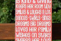decorating girls room