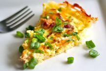 Egg Based Entree