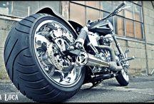 Dyna Harley by Vida Loca Choppers / Dyna Harley Designed by Vida Loca Choppers in 2009