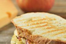 Recetas de sanwiches y bocadillos