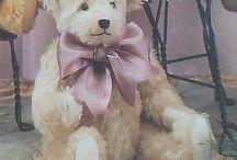 Teddy bear patterns / by Maryann Powers