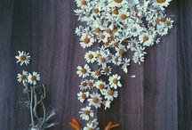 çiçeklerden papatyayı insanlardan seni sevdim