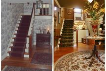 """Throwback Thursday / Here you will find some of our """"old vs new"""" images of Lambert's Cove Inn"""