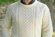 Men's Catalogue / The finest quality men's knitwear.