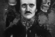 Edgar Allan Poe / American writer and poet (1809-1849)