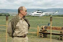 В.В Путин / Путин наш президент