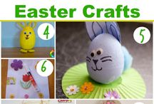 Easter Craft ideas / by TOTS 100
