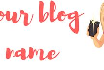 headers for blog and youtube / designs of blog header and YouTube header. more enquirers at geets582@gmail.com
