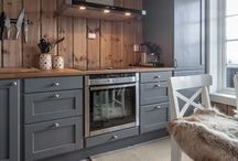 Rustic kitchen / cottage house