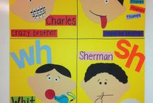 kindergarten:  I can read! / tips and hints for teaching children to read