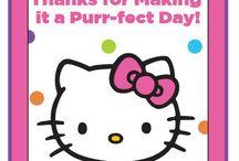 Hello Kitty party ides