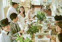 結婚式 パーティイメージ 華貴