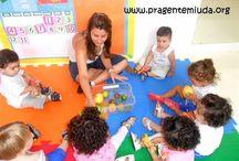 ACTIVIDADES para Creche