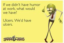 Laugh a little