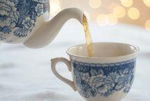Food Tea Time board 1 / by Sandra Patterson