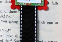 Bookmarks for baby shower favors / by Joan Kellis